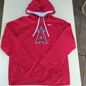 Nike Angels Hooded Sweatshirt Therma-Fit Pullover